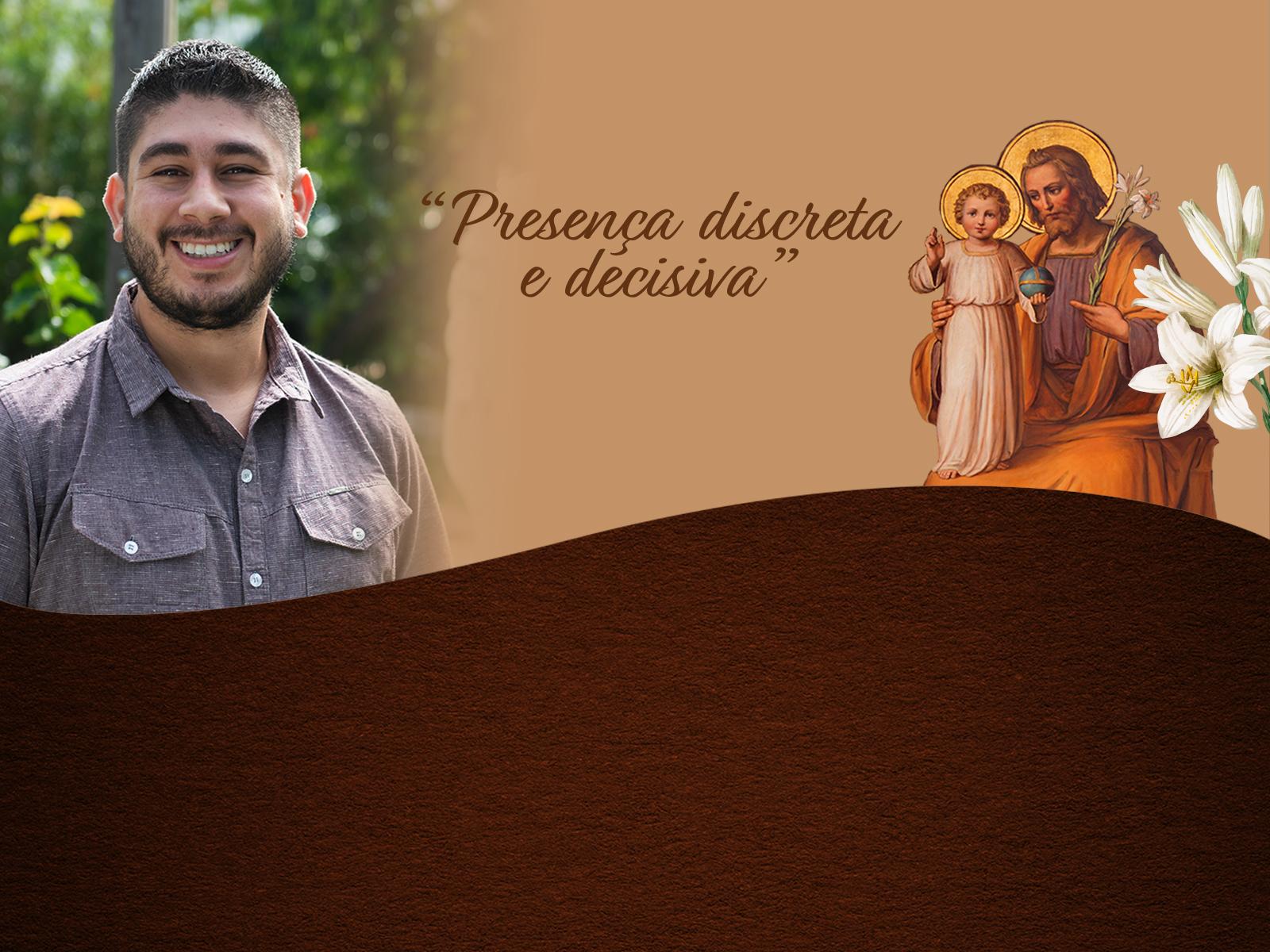 """""""Presença discreta e decisiva em minha vida"""", diz devoto de São José"""