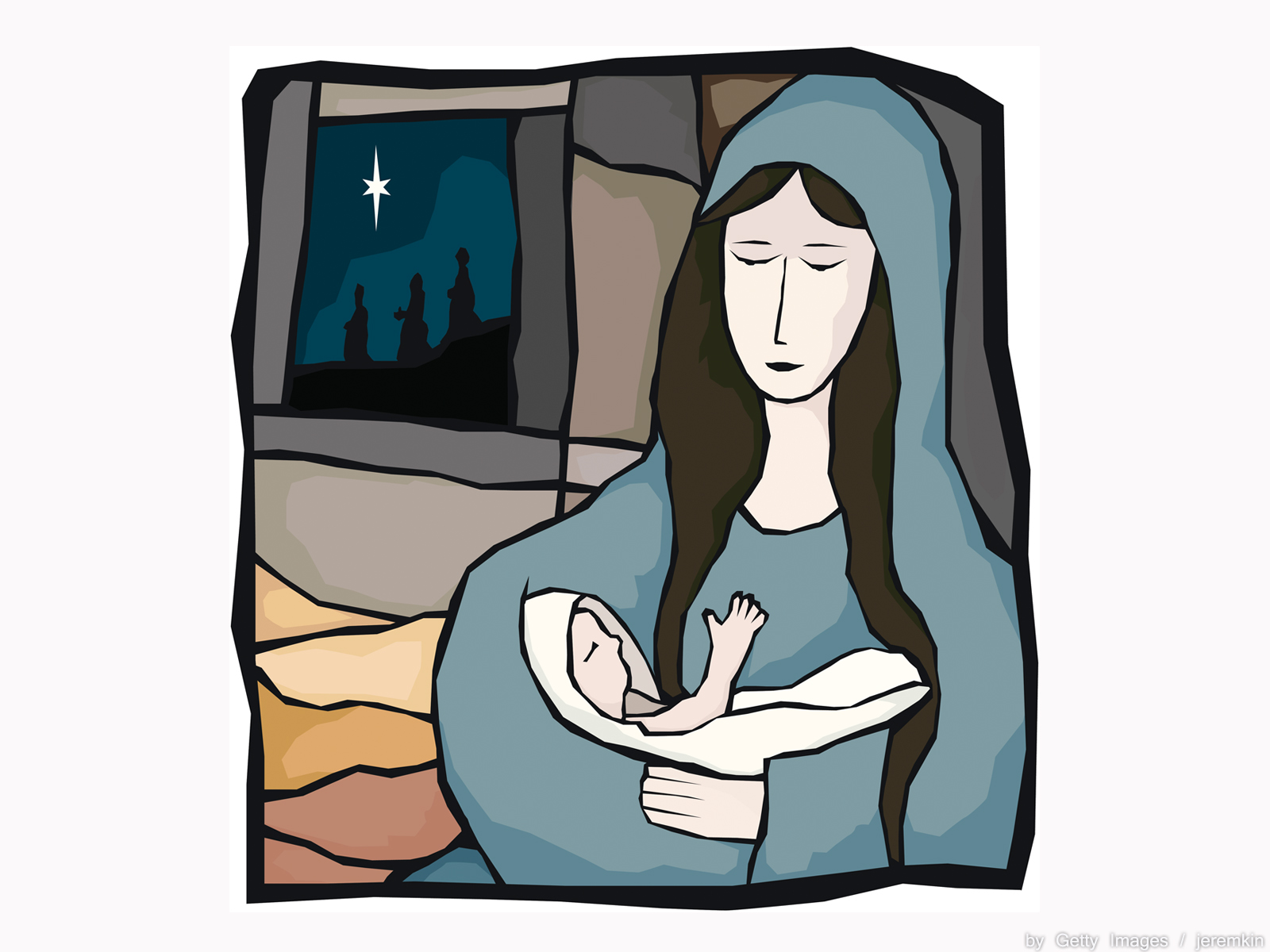 Aprenda com a virtude da fé viva de Nossa Senhora