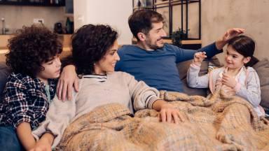 Como construir um aconchego familiar em tempos sombrios?