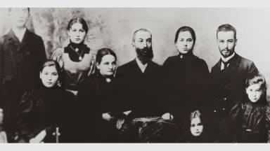A primeira infância de Edith Stein