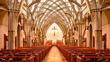 Olhar a Igreja e o mundo