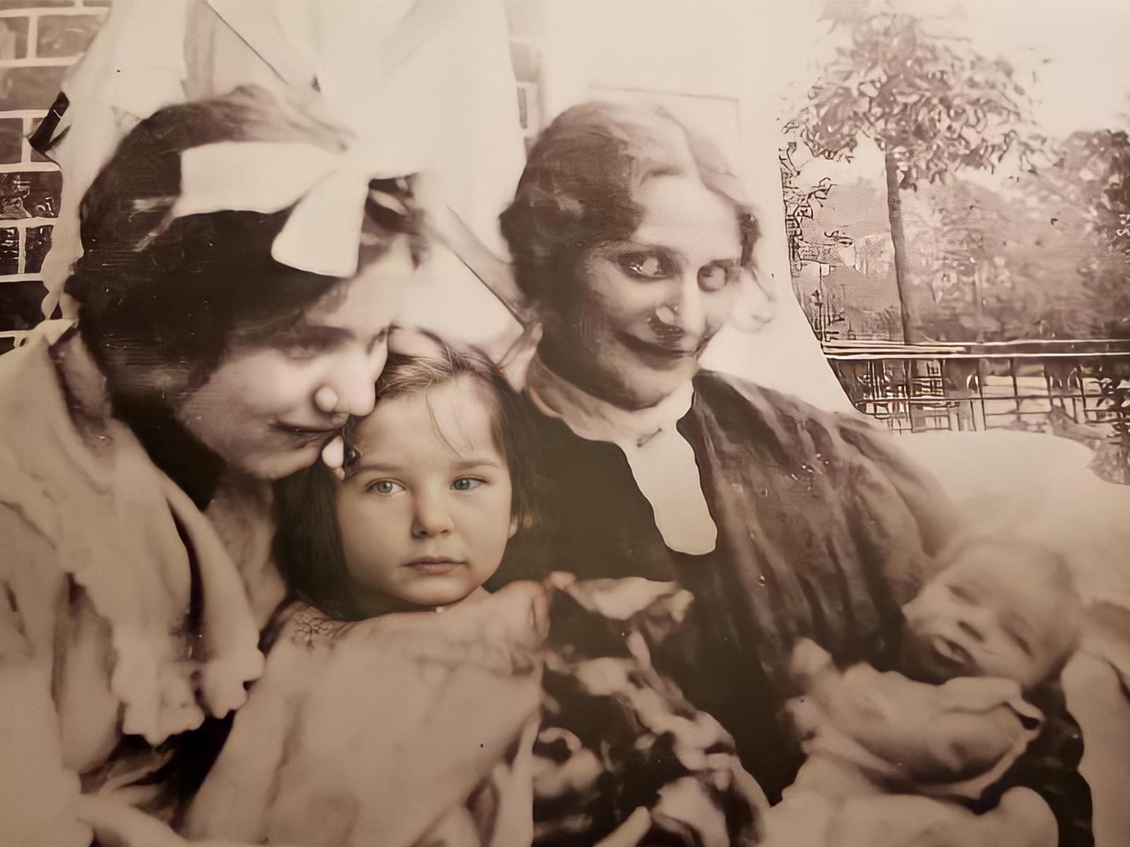 Início da juventude de Edith Stein e suas crises