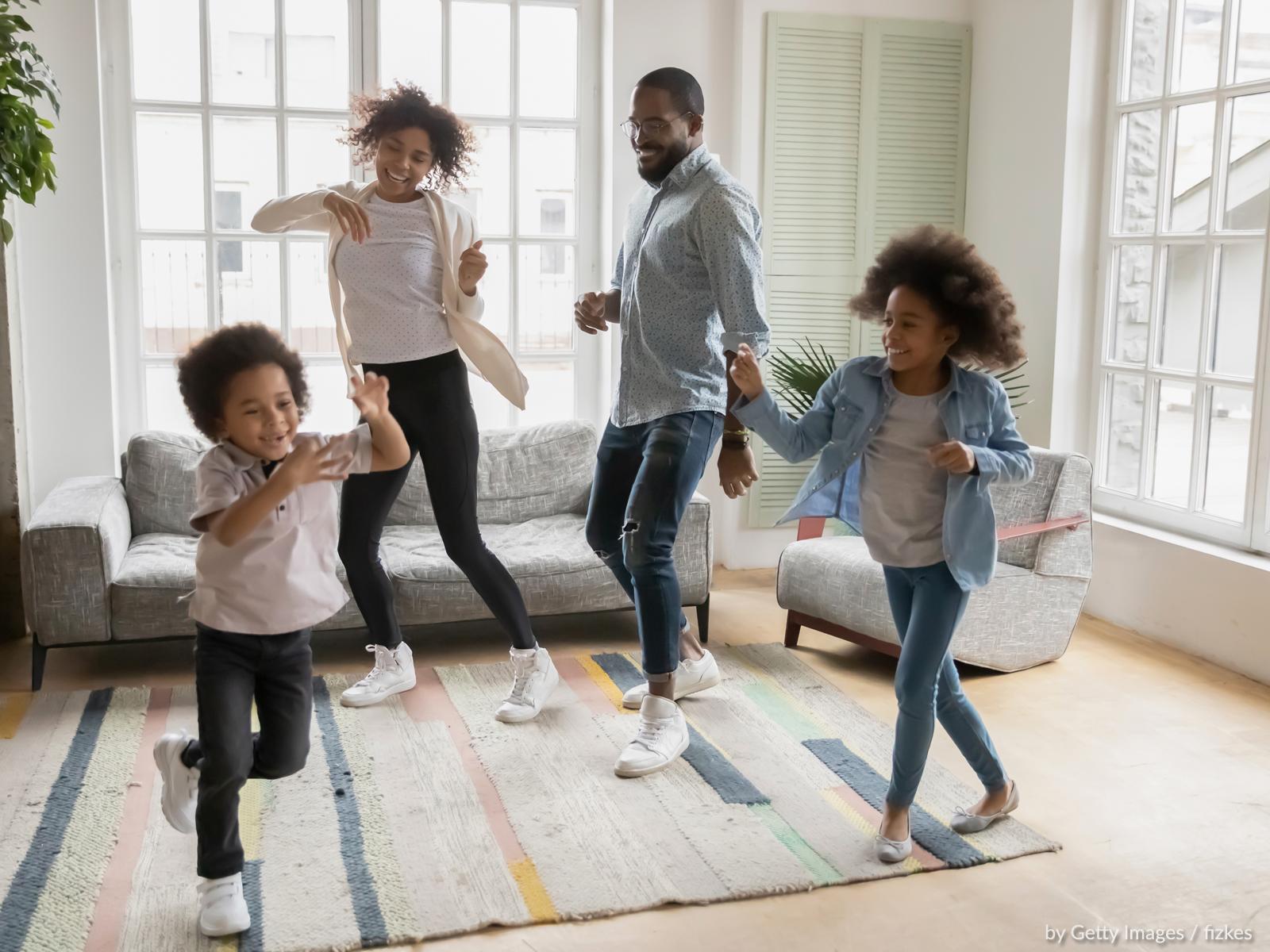 Como a vida em família nos faz pessoas melhores