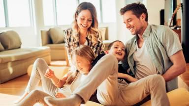 Família, projeto de Deus para a felicidade