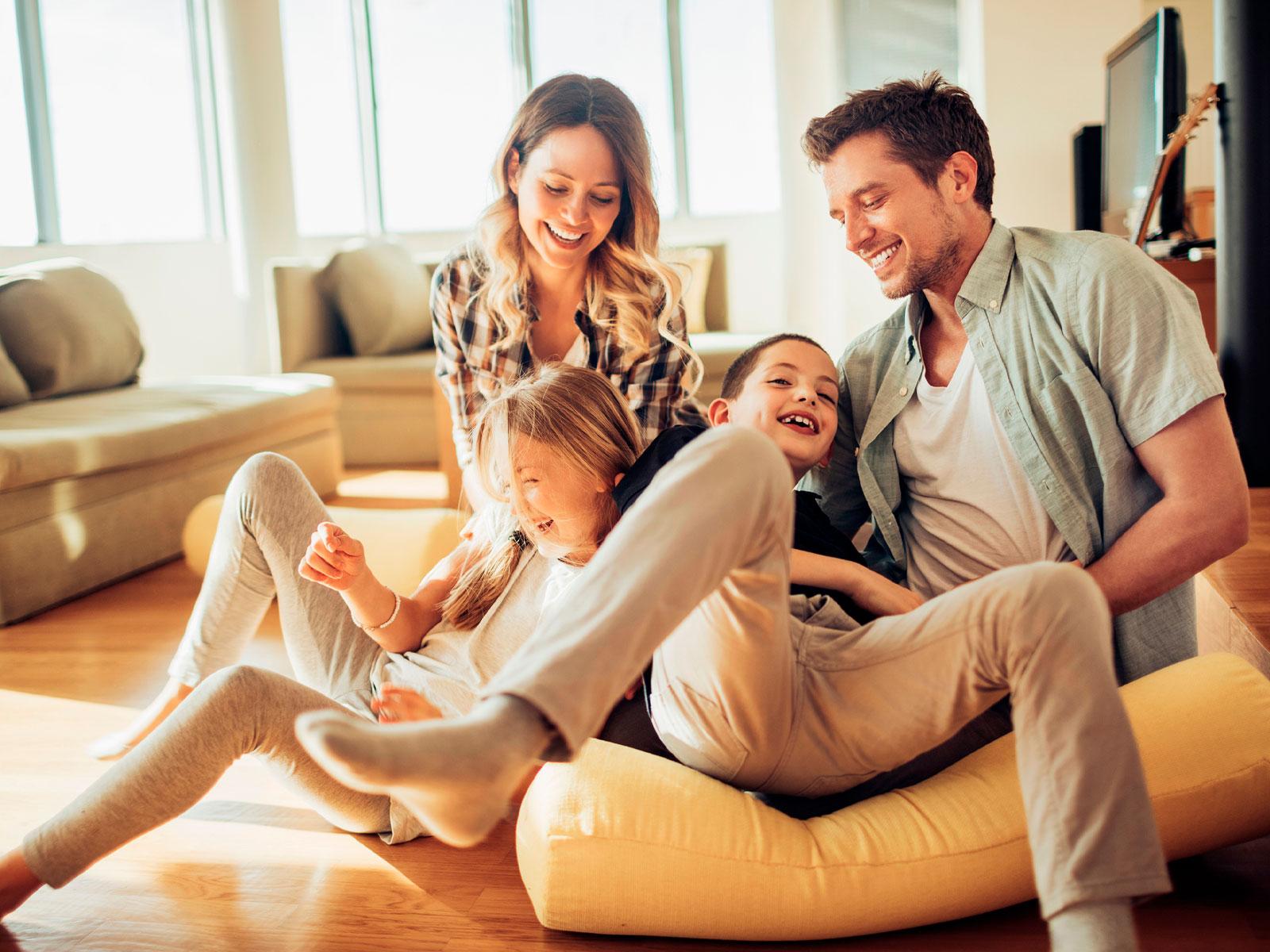 Familia, projeto de Deus para a felicidade
