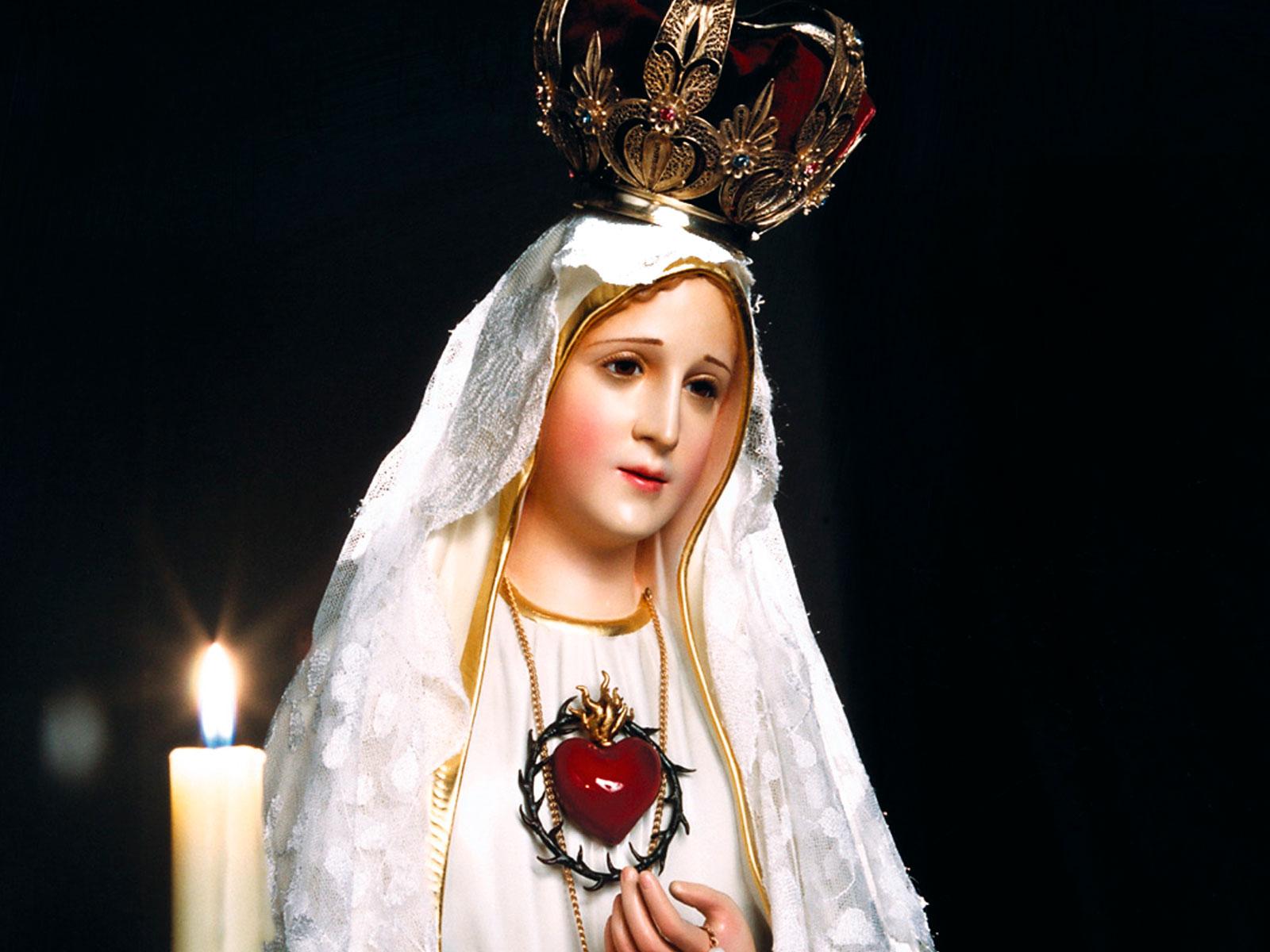 O mais doce e forte nome: Maria