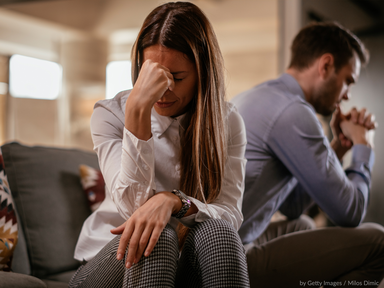 Crise no casamento O que fazer Como agir