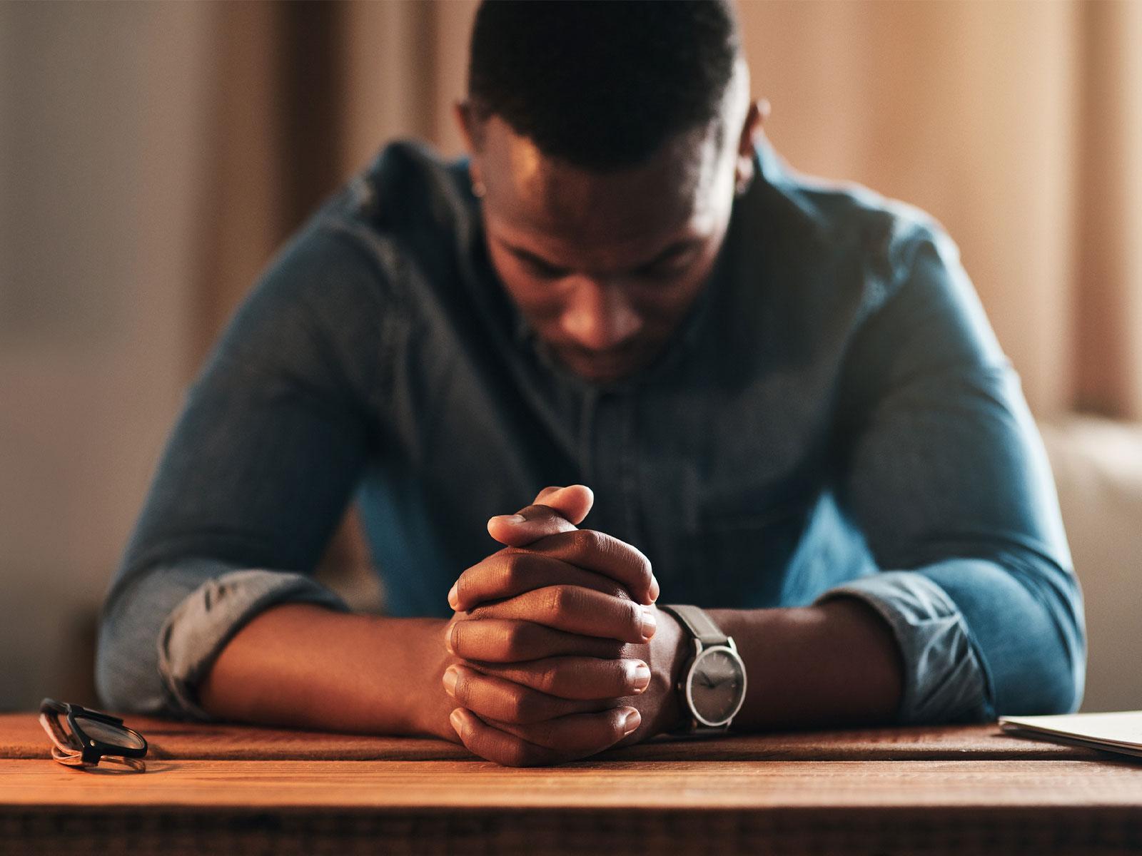 Como rezamos influencia na graça final que Deus tem para nós