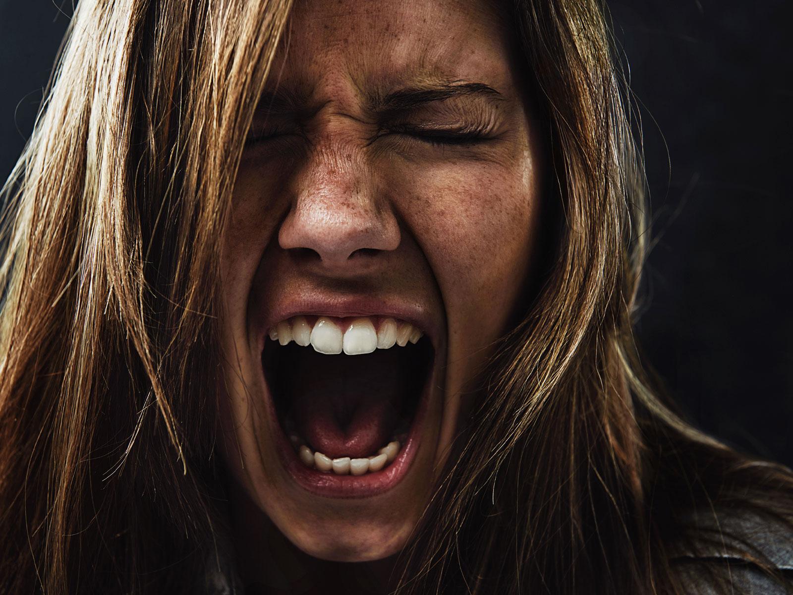 Existe uma maneira infalível para acalmar a ira interior