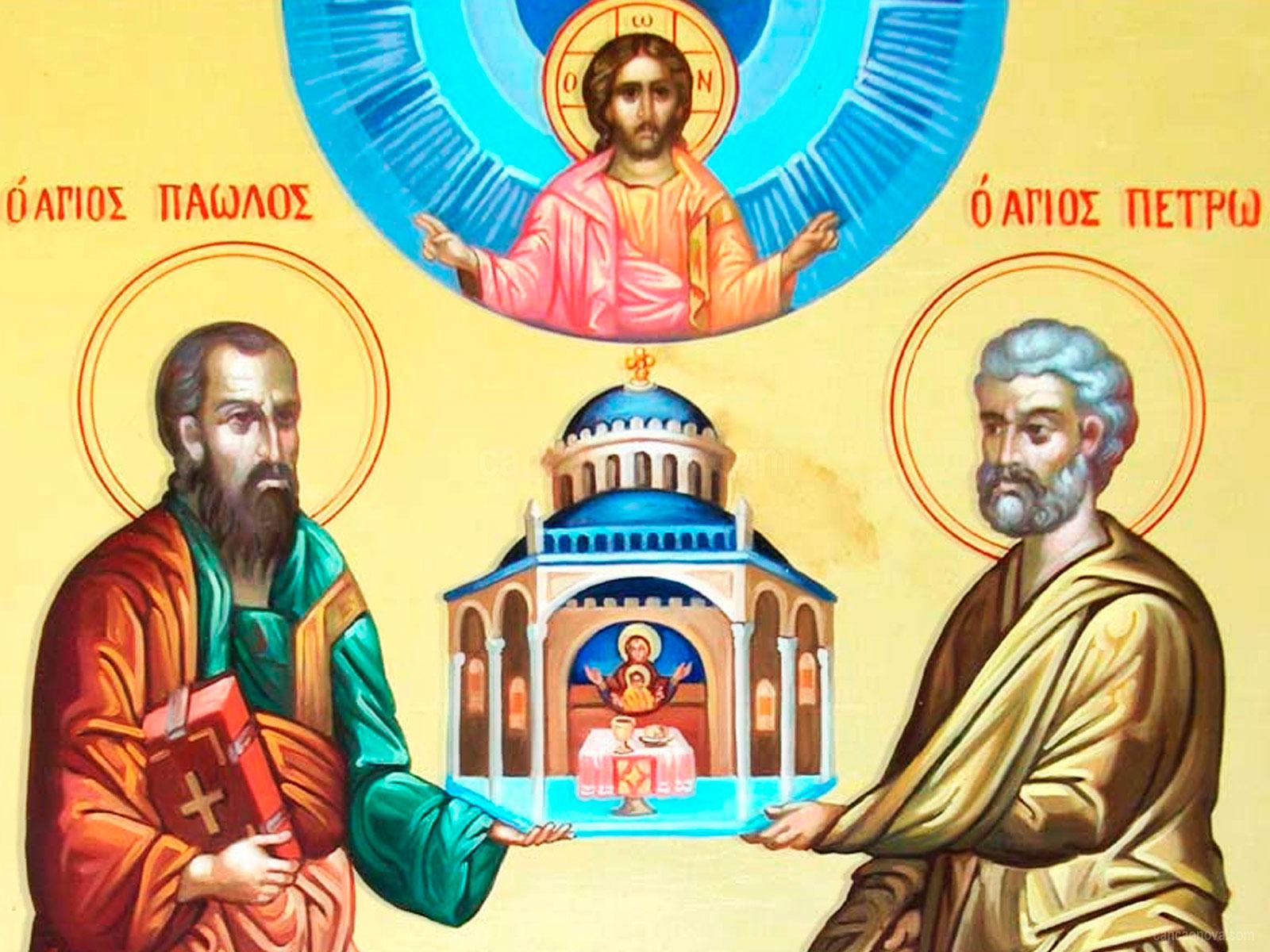 Quem foram os primeiros Santos Mártires da Igreja de Roma?