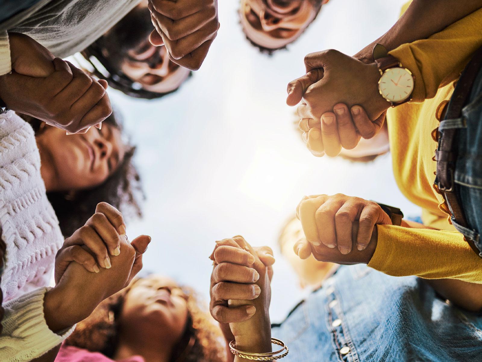 Rezar em línguas é avançar na fé