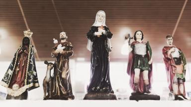 Como ter um santo de devoção?