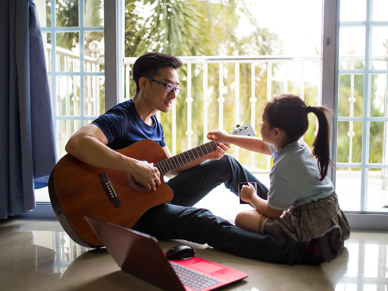 A importância da musicalização na infância