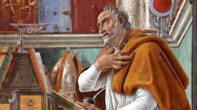 A importância de Santo Agostinho para a atualidade