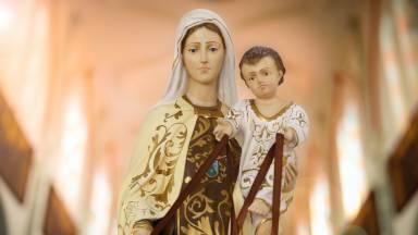 A devoção a Nossa Senhora do Carmo
