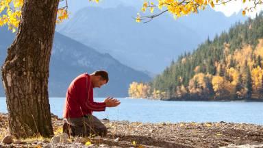 Como fazer uma oração para pedir a fé?