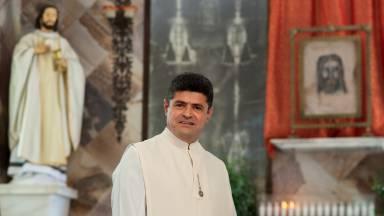 Padre Sebastião fala sobre a missão de ser sacerdote
