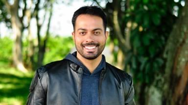 Thiago Tomé fala sobre sua experiência com a paternidade