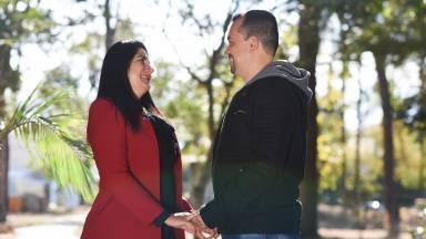 O casal, Diogo e Tiára, nos conta sobre a vocação matrimonial