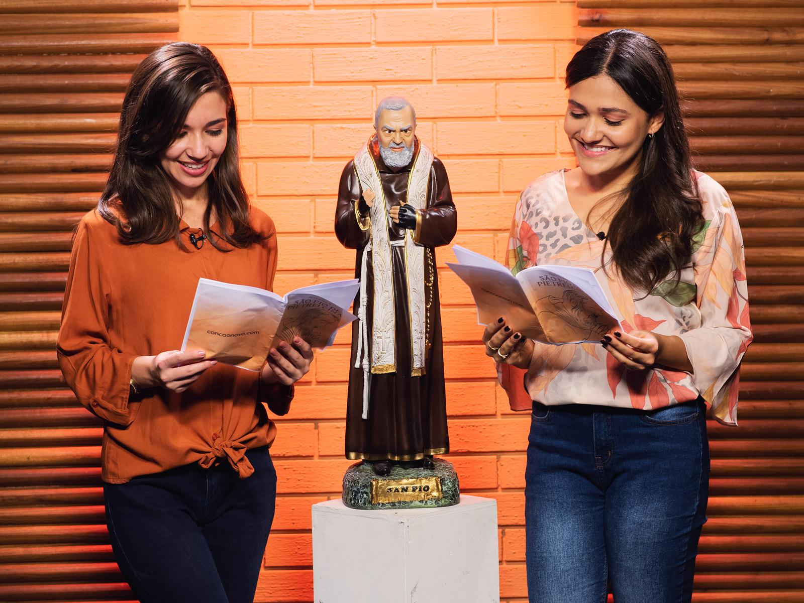 Novena a São Pio de Pietrelcina - 2º dia