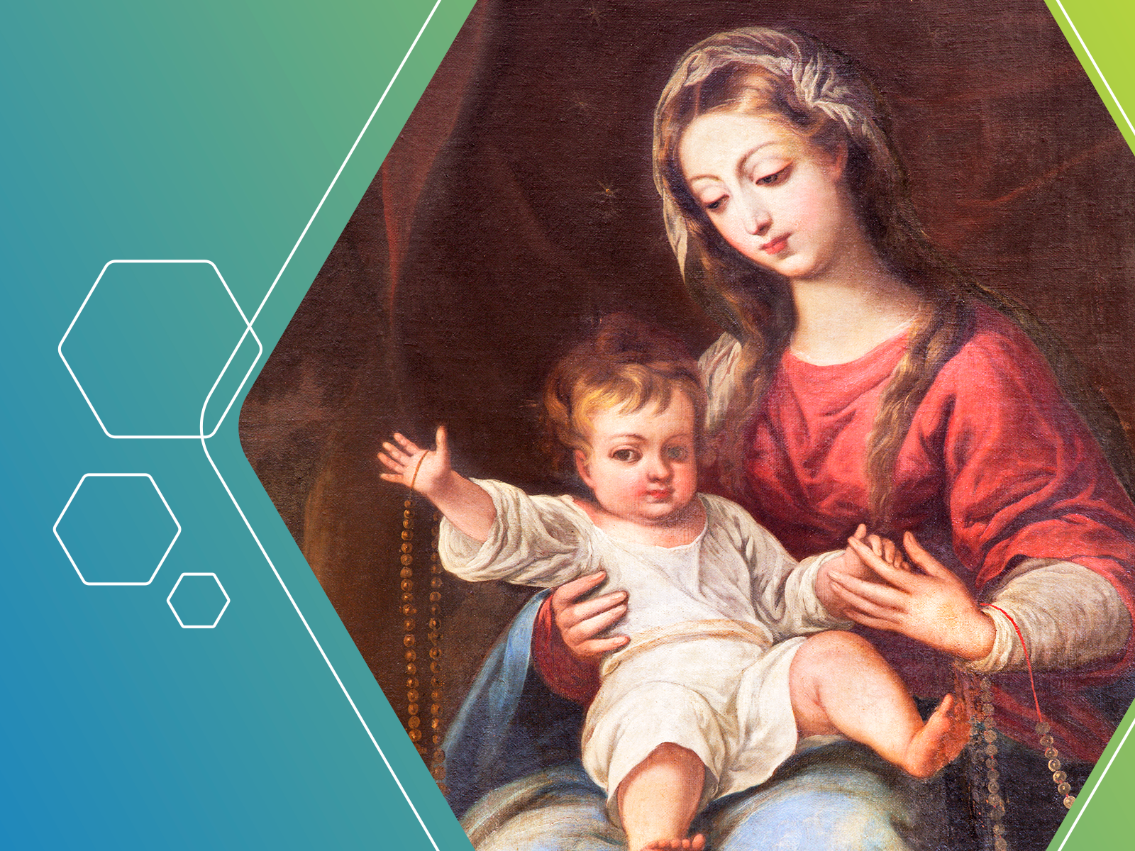 História de Nossa Senhora do Rosário