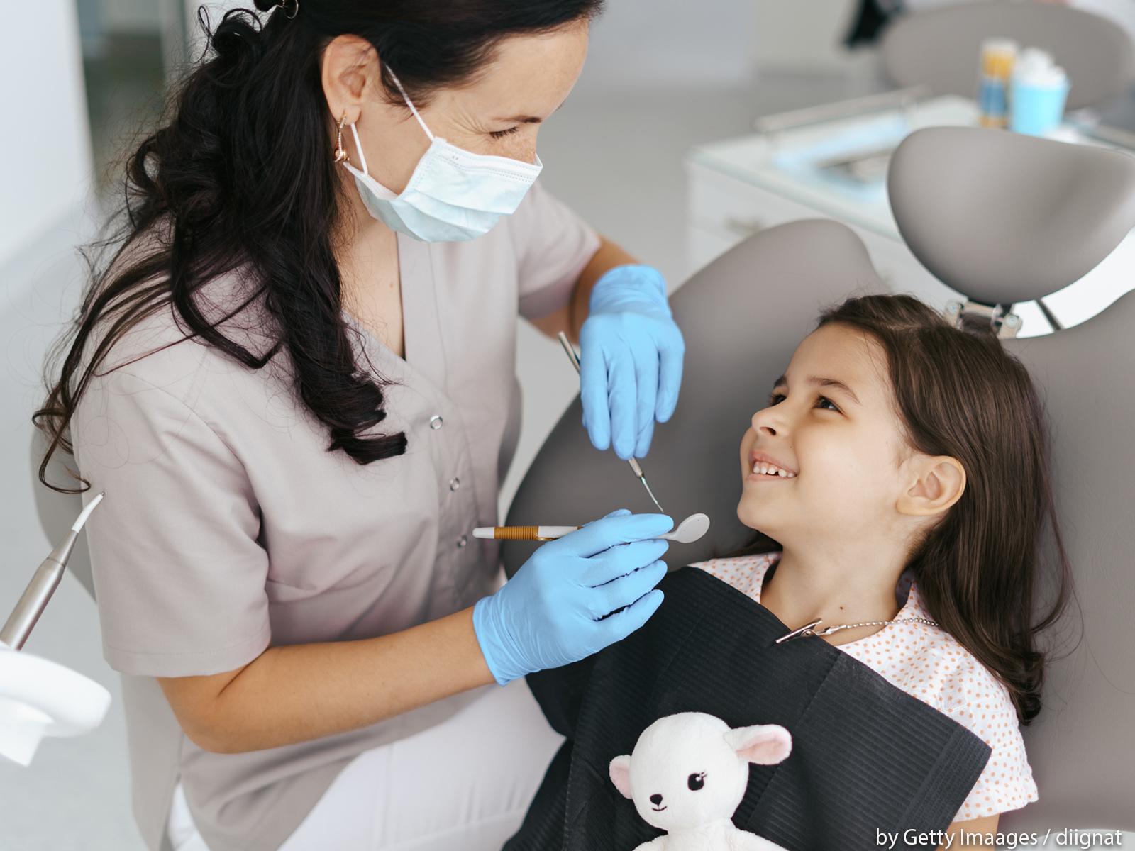 Quando devo levar meu filho ao dentista