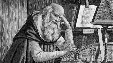 São Jerônimo e a tradução da Bíblia