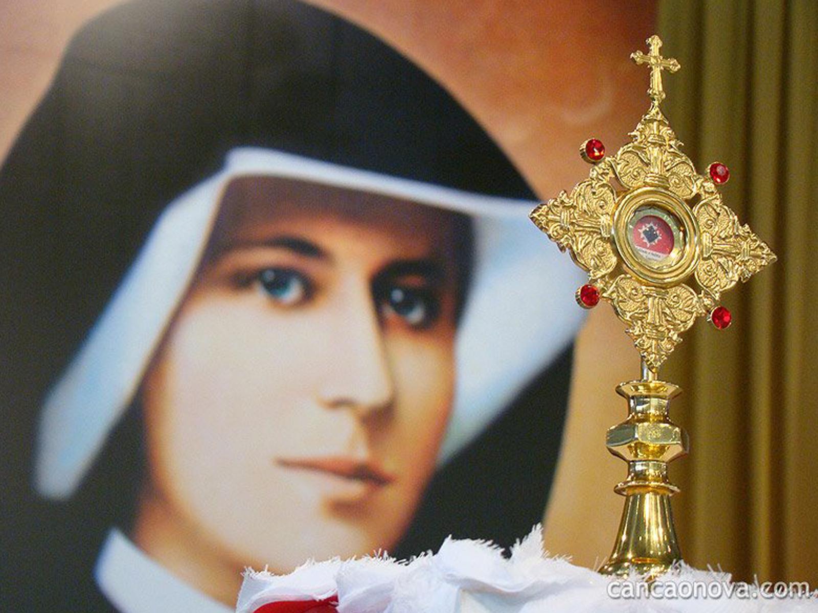 Conheças algumas frases impactantes de Santa Faustina