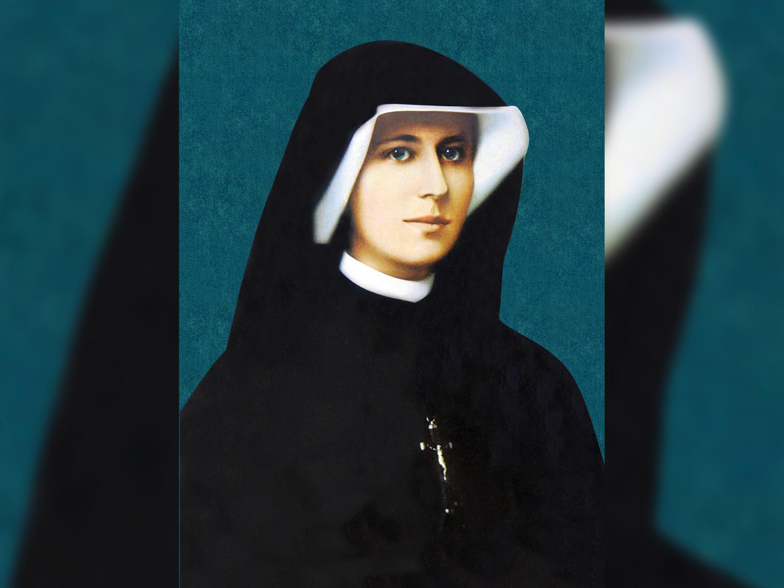 Você conhece a história de Santa Faustina