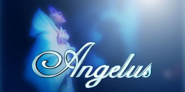 Resultado de imagem para programa hora do angelus[