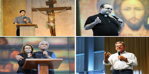 Pregadores da Quinta de Adoração