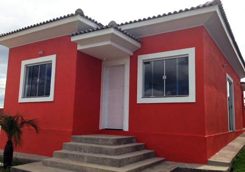 Última casa da promoção 'Casa Nova Canção Nova'