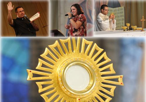 Quinta de Adoração na Canção Nova