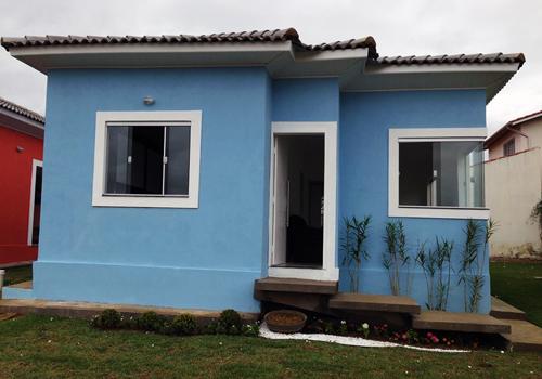 Entrega da casa na promoção 'Casa Nova Canção Nova'