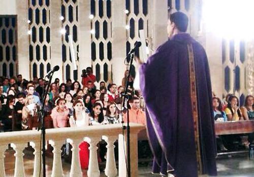 Acompanhe Santa Missa diretamente de São Paulo