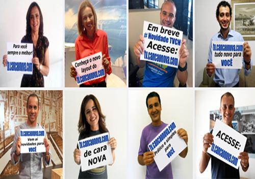 TV Canção Nova lança novo site a partir do dia 13