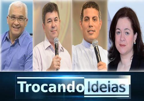 Programa Trocando Ideias com Ricardo Sá