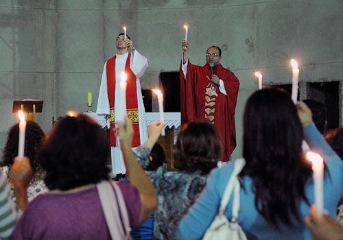 Vigília do Santuário do Pai das Misericórdias Padre Edmilson