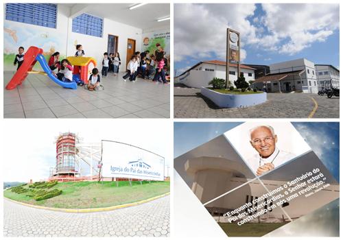 Projetos que serão apresentados pelo programa desta terça -feira (Fotos: Arquivo CN)