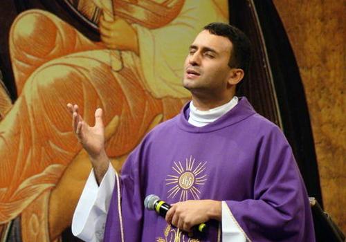 Padre Ivan Paixão celebrará Santa Missa de encerramento