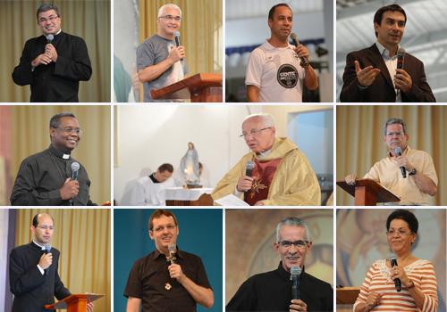 Pregadores da Semana