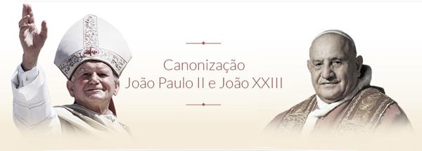 Canonização-Papas