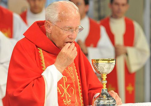 Funções da Sexta-feira da Paixão - Monsenhor Jonas Abib