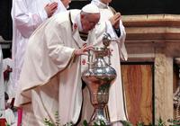 Missa de Crisma com Papa CN