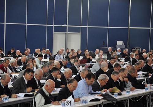 Reunião Bispos CNBB