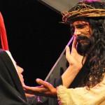 Segundo capítulo do documentário da Paixão de Cristo