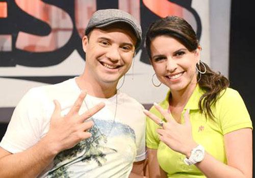 Fernanda e Adriano