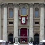 Festejos da canonização dos dois papas na Terra Santa
