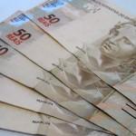 O dinheiro em seu lugar