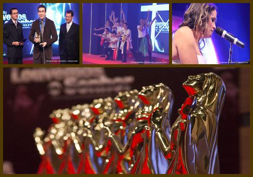 Premiação Troféu Louvemos o Senhor